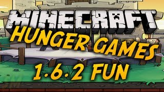 ★ Minecraft HUNGER GAMES 1.6.2 Server Fun !!! /w EGCNetwork ★ Survival  ...