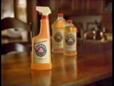 1993 Murphy's Oil Soap Spray Commercial