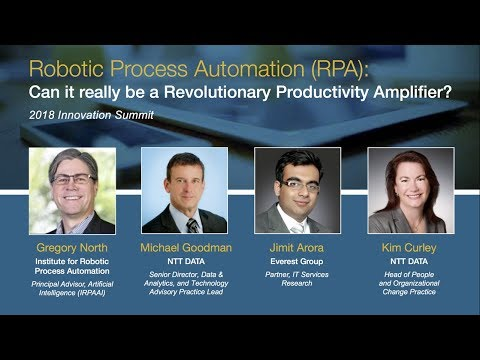 Robotic Process Automation (RPA): Can it really be a Revolutionary Productivity Amplifier?