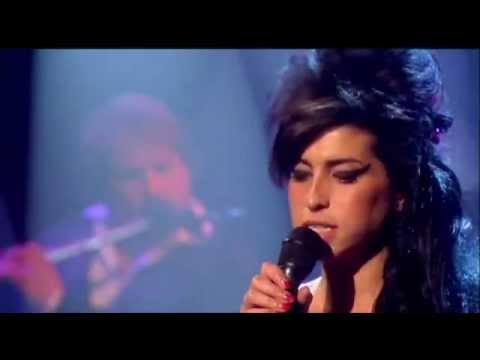 Amy Winehouse Tears Dry On Their Own Live