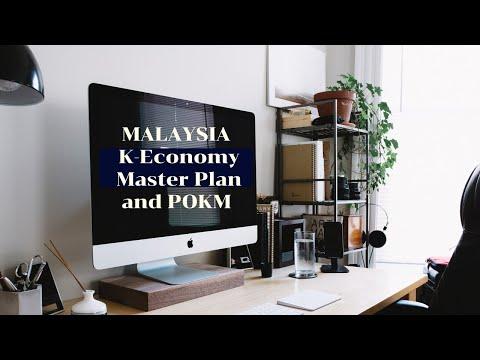 Malaysia K Economy Master Plan and POKM