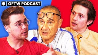 CHELSEA RORY ON SARRI, THE KICK OFF & HOW THE TWITTER ABUSE HAS GONE TOO FAR   OFTW PODCAST