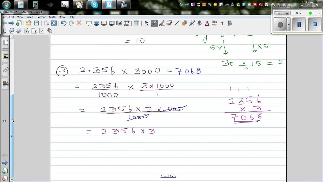 math worksheet : multiplying and iding decimals without a calculator and  : How To Multiply Without A Calculator