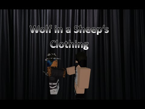 roblox id wolf in sheep's clothing