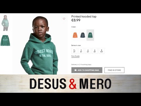 H&M Race Controversy