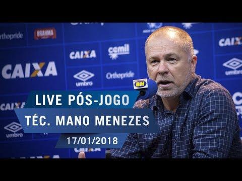 17/01/2018: Coletiva pós-jogo: Mano...