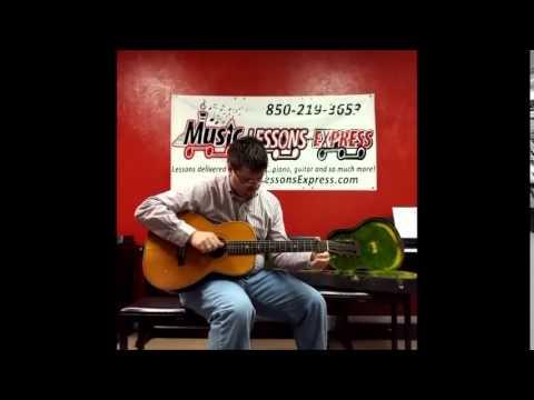 1930 Hawaiian Slide Martin Guitar 00-40H - Music Lessons Express