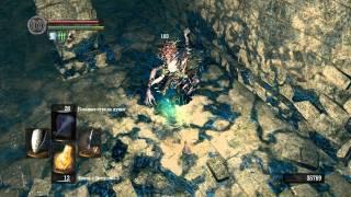 Dark Souls PtDE Маг без HP [Эп. 13] Каламитушка!