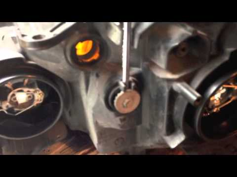 Adjusting Rsx Headlights Youtube