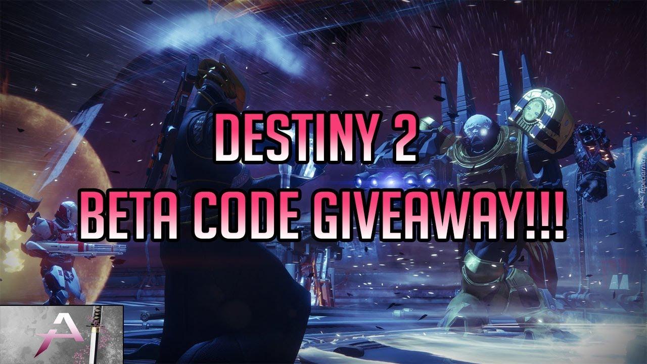 destiny 2 pc beta key verlosung