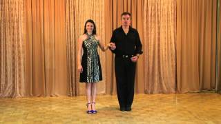 Salsa Lesson: Beginner Intermediate Level 1 Posture, Center, Movement ( Best Ever! )