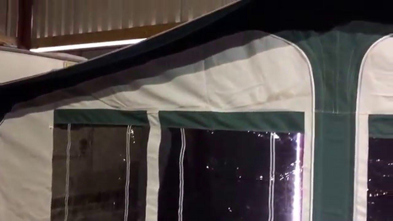 Dorema Cardinal caravan awning, size 13, sold by ...