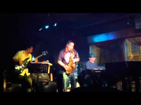 Jazz club in Hong Kong
