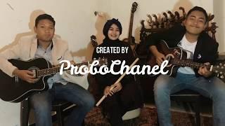 Download Lagu Ya Maulana - Sabyan Gambus cover akustik by Proborini Mp3