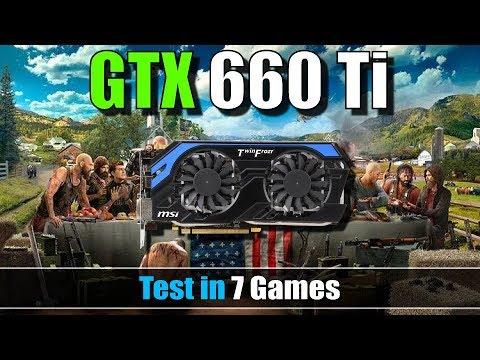 GTX 660 Ti Test in 7 Games