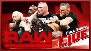 WWE RAW 2007 Live Stream Part #1