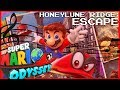 "Mario Odyssey ►""Honeylune Ridge: Escape"" (MandoPony Cover)"