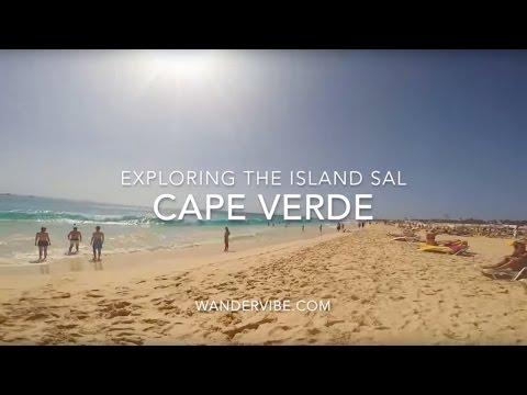 Cape Verde video diary