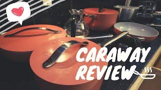UNSPONSORED Caraway Pan Review