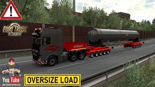 [ETS2 v1.36] Big Heavy Trailer Pack v3.9