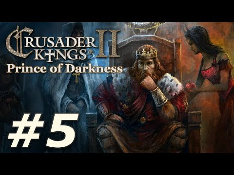 Crusader Kings II: Monks and Mystics - Prince of Darkness (Part 5)