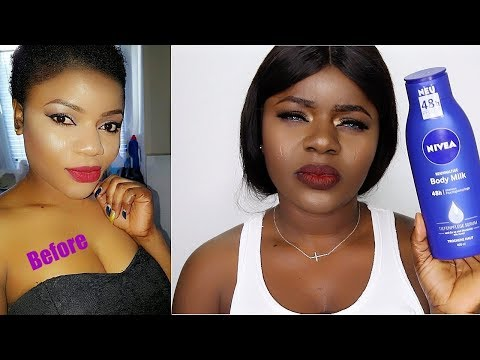 Finally Answering All Your Questions About Nivea Body Milk Lotion |Dilias Empire
