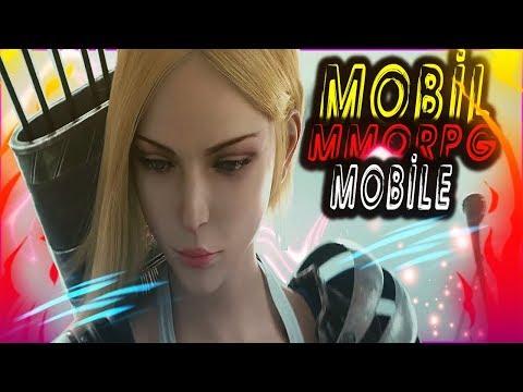 EN İYİ TÜRKÇE MOBİL MMORPG OYUNLAR TOP 8 / BEST MMORPG MOBILE GAMES(ENGLISH SUBTITLE!!!)
