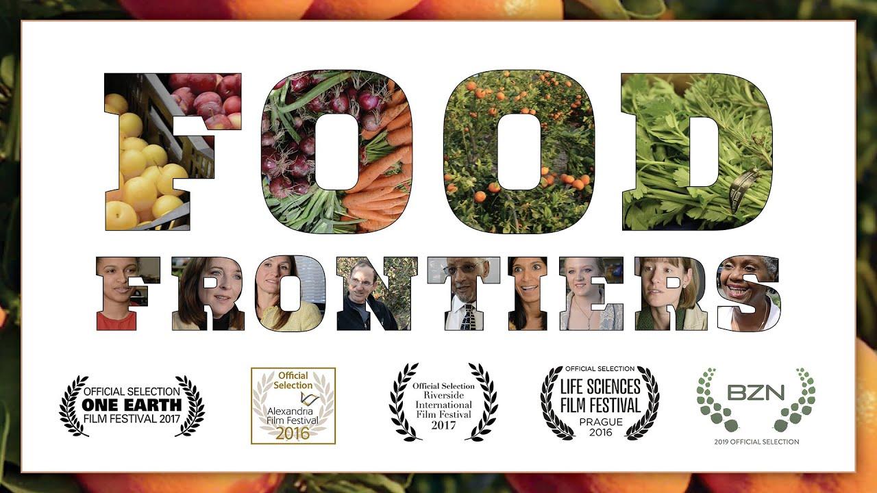 Food Frontiers' documentary explores alternative ways to
