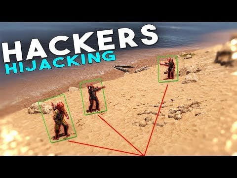 Rust - When HACKER CLANS Hijack Official Servers thumbnail