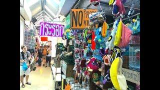 バンコク ウィーウエンド・マーケット チャトゥチャック Thailand chatuchak weekend market