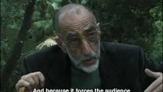 João César Monteiro - Entrevista [Branca de Neve (2000)] 2/4