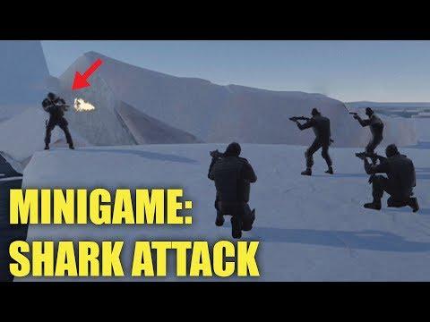 SHARK ATTACK #3 - Rainbow Six Siege (Open Lobby)
