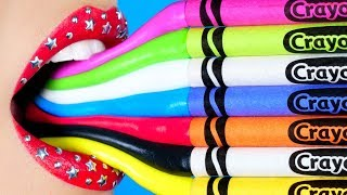 DIY Edible School Supplies & Back to School Pranks! Learn HOW TO sn...