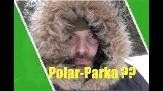 Polar Jacke der US Air Force N3B Parka Nachbau