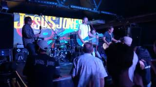 Watch Jesus Jones What Would You Know video