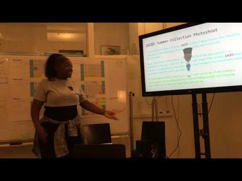 My Application Presentation, Nigeria