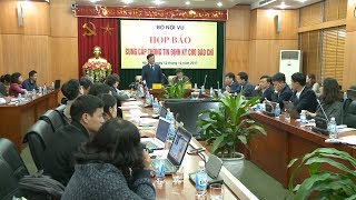 Bộ Nội vụ thông tin thêm về vụ mất hồ sơ liên quan đến Trịnh Xuân Thanh