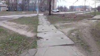 видео Бордюр Кривой в Роге