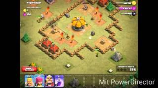 Clash of Clans 6. Koboldmission (Kugelhagel)