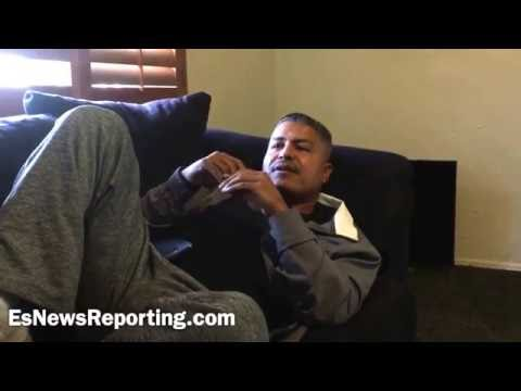 Mexican, American and European boxing styles in one sentence - Robert Garcia - esnews boxing