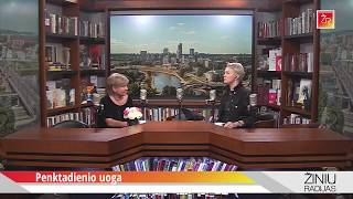 """""""Penktadienio uoga"""": Agnė Grigaliūnienė ir Edita Mildažytė"""