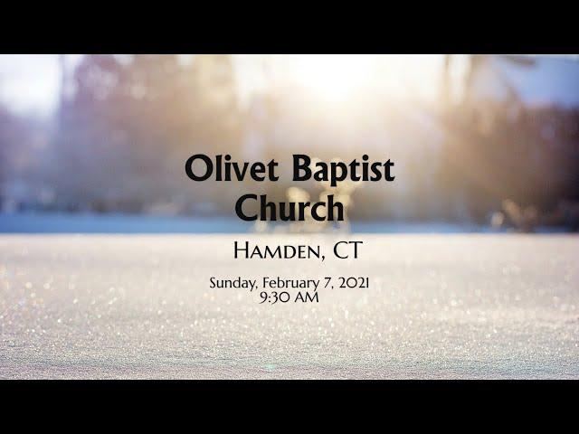 Sunday Morning Service, February 7, 2021