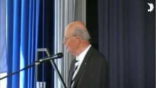 Prof. Dr. Wolfgang Stribrny: Die Zukunft der Vertriebenen und ihr geschichtliches Erbe