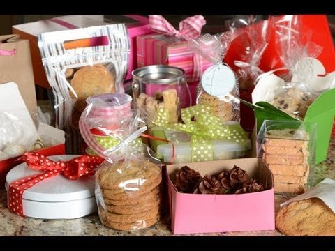 christmas cookies gift giving ideas joyofbakingcom - Christmas Cookie Gift Ideas