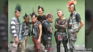 punk rock seorang gadis