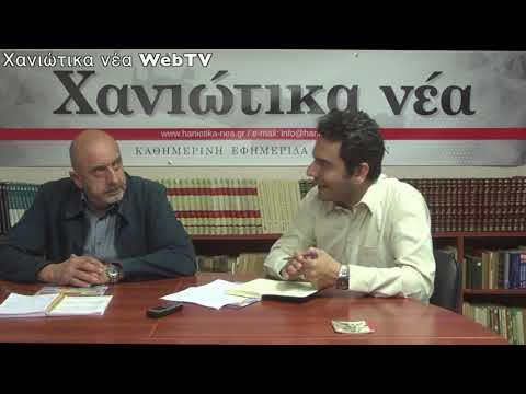 Γιάννης Ζερβός - Υποψήφιος Δήμαρχος Σφακίων