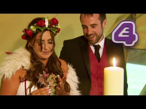 """""""I'm Going To Kill Him!"""" Bride Gets a Game of Thrones Wedding 