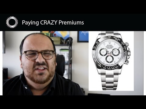 Paying CRAZY Premiums - Rolex Daytona and Patek Philippe - Federico Talks Watches