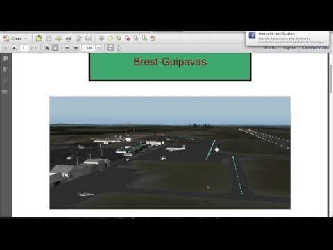 [TUTO] Comment installer une scène sur X-Plane 10 + présentation de la scène XPFR de Brest