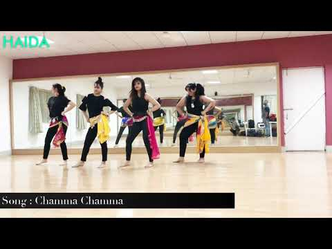 Chamma Chamma Harshit Ashar Choreyography || From Movie China Gate || Vidhi / Swati / Harshi / Deepa